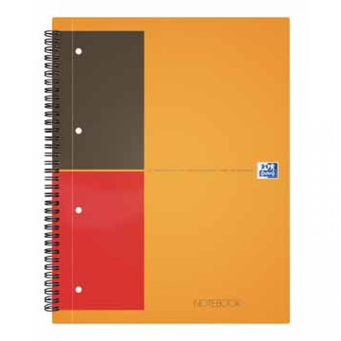 OXFORD NOTEBOOK A4+ 160P L6