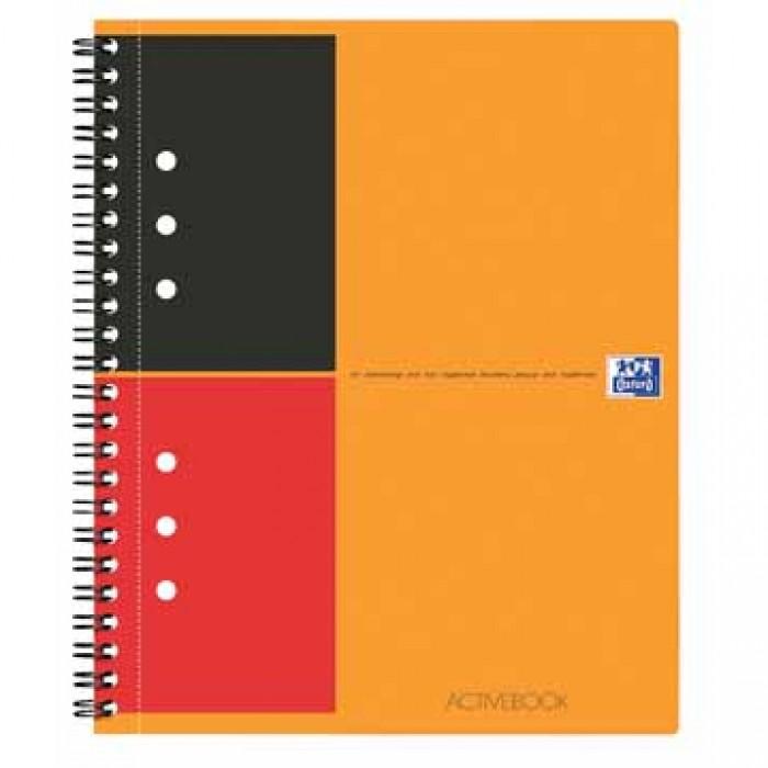OXFORD International Filingbook geruit 5 mm