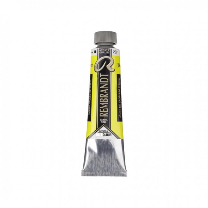 REMBRANDT Olieverf 40ml  Cadmium Citroengeel