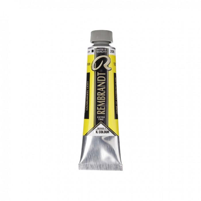 REMBRANDT Olieverf 40ml  Cadmium Geel Licht
