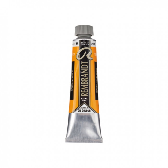 REMBRANDT Olieverf 40ml  Cadmium Oranje