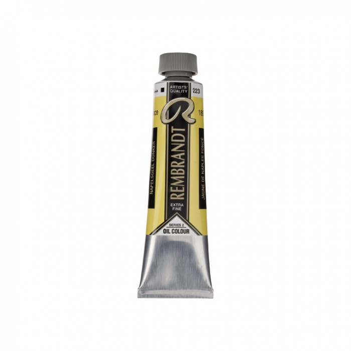 REMBRANDT Olieverf 40ml  Napelsgeel Donker