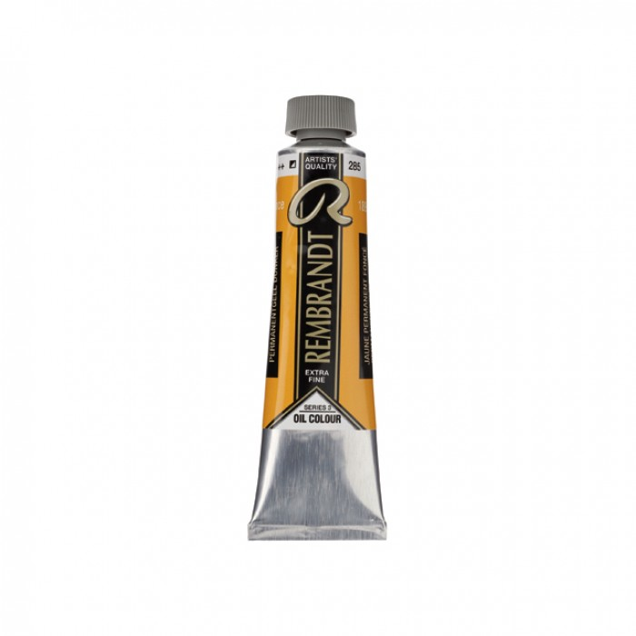 REMBRANDT Olieverf 40ml  Permanent Geel Donker