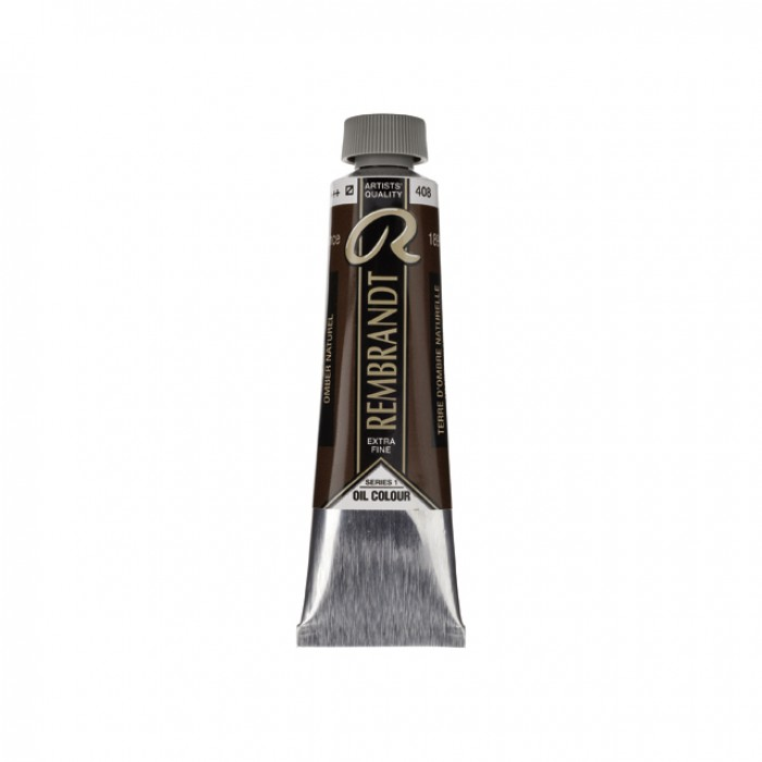 REMBRANDT Olieverf 40ml  Omber Natuur