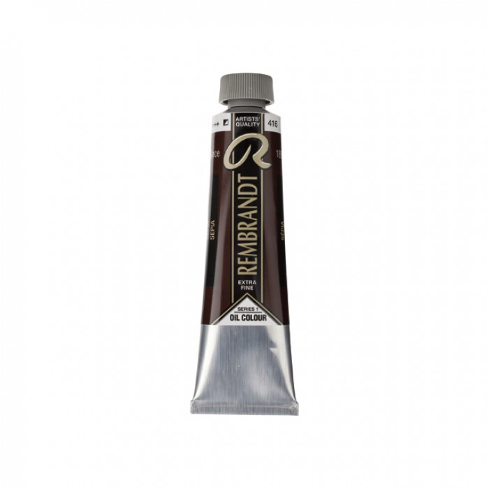 REMBRANDT Olieverf 40ml  Sepia
