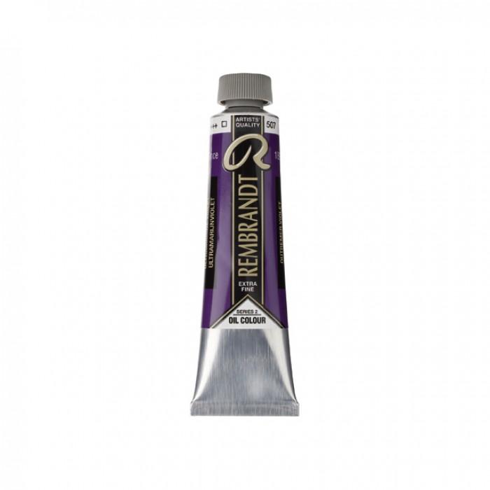 REMBRANDT Olieverf 40ml  Ultramarijn Violet