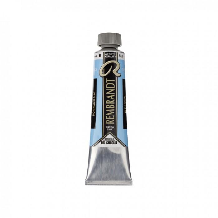 REMBRANDT Olieverf 40ml Koningsblauw