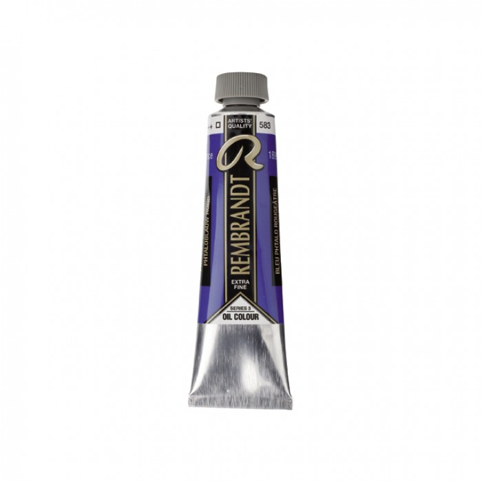 REMBRANDT Olieverf 40ml  Blauwrood Phtalo
