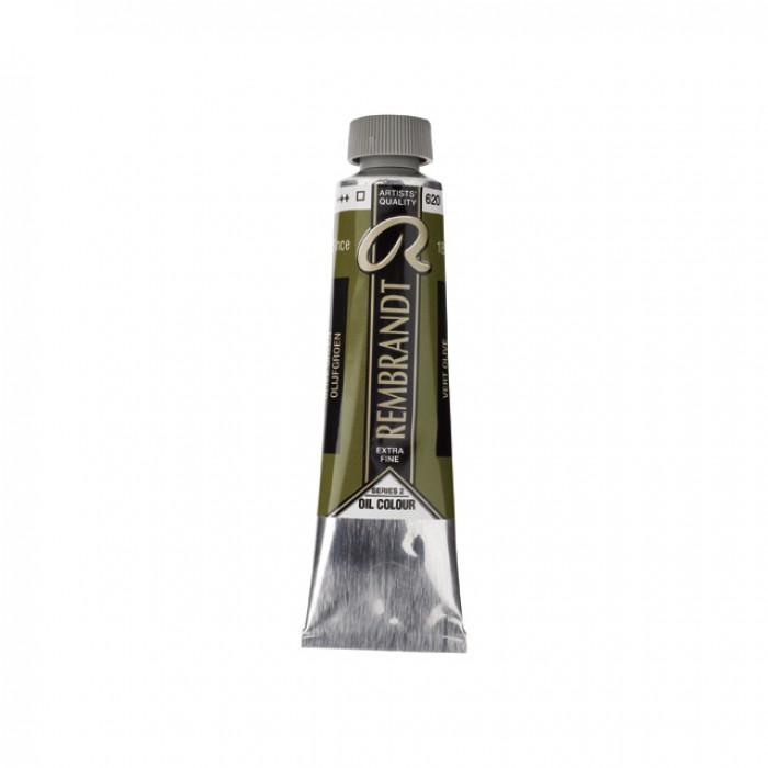 REMBRANDT Olieverf 40ml  Olijfgroen