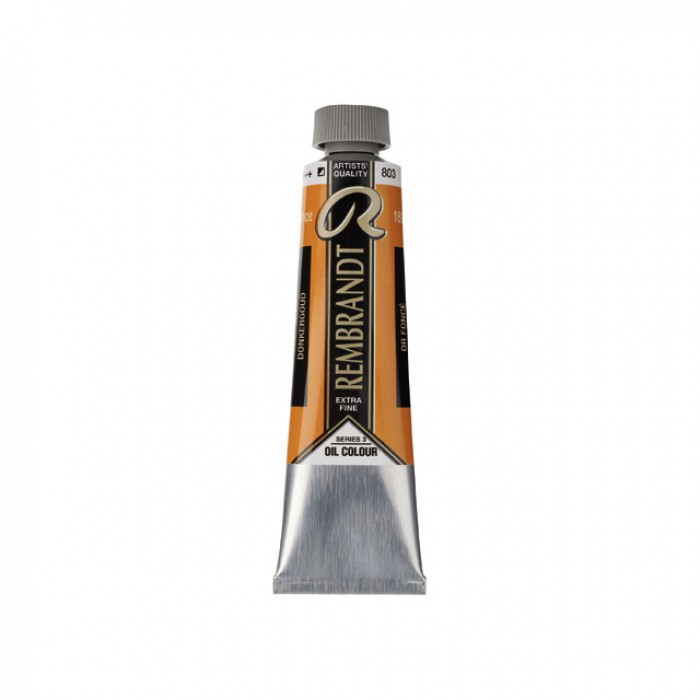 REMBRANDT Olieverf 40ml  Goud Donker