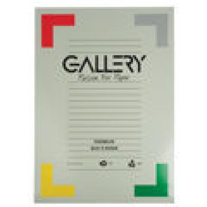GALLERY Tekenblok 180gr 42x29,7cm 20 vel