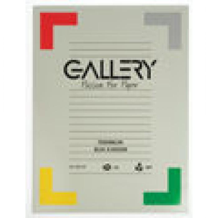 GALLERY Tekenblok 180gr 27x36cm 20 vel