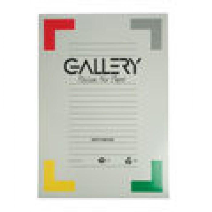 GALLERY Schetsblok A3 29,7x42cm 50 vel