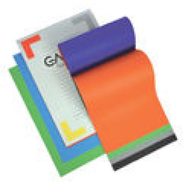 GALLERY Gekleurd Papier 120gr 20vel A4 (10 kleuren