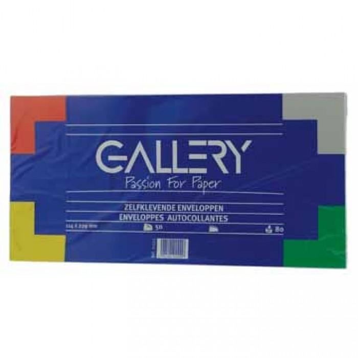 GALLERY 50 Vensteromslagen 114x229 Zelfklevend