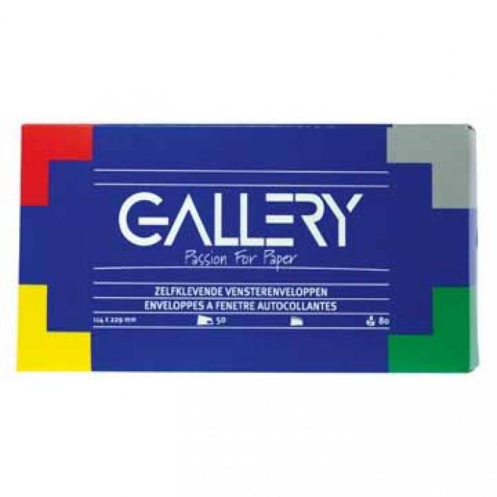 GALLERY Doos 50 Vensteromslagen 114x229 Zelfkleven