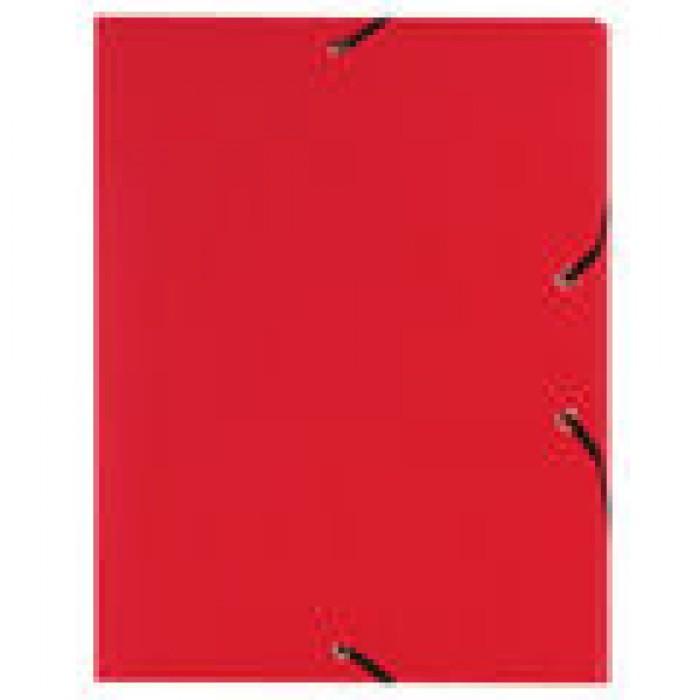 VIQUEL Elastobox 25x33cm Dikte 3cm Rood