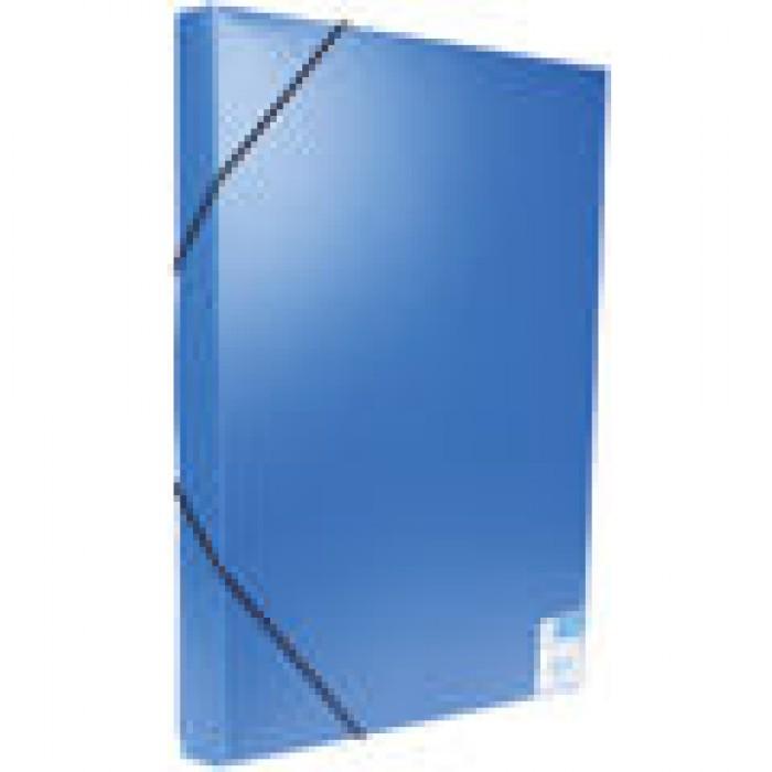 VIQUEL Elastobox 25x33cm Dikte 3cm Blauw