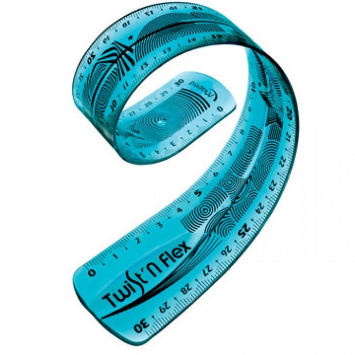 MAPED Liniaal Twist'n Flex 30cm