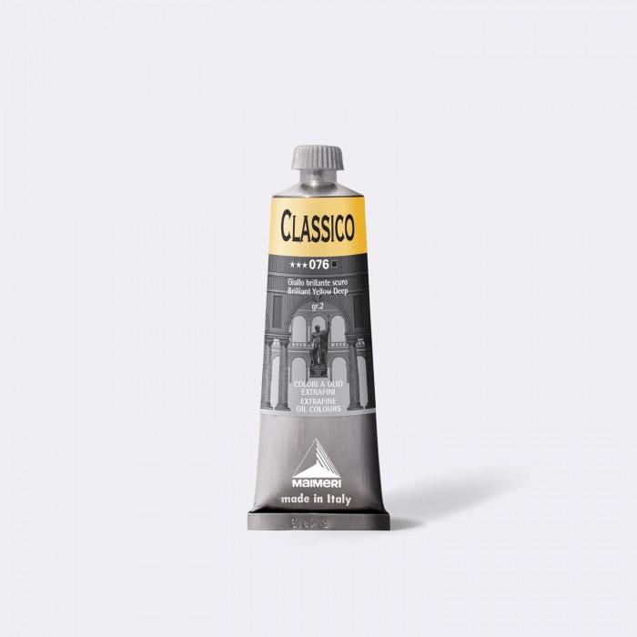 CLASSICO Olieverf 60ml Briljant Geel Donker