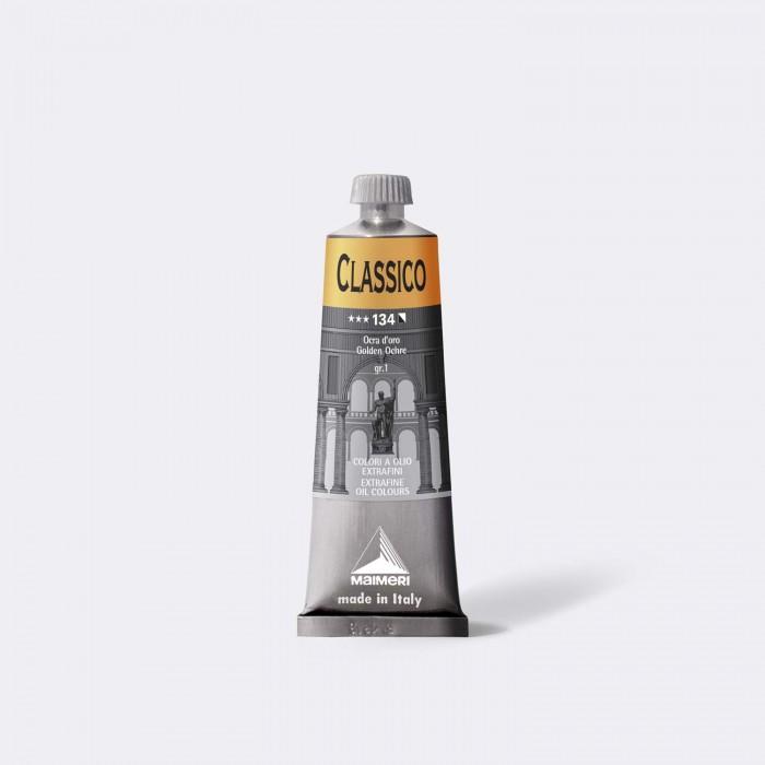 CLASSICO Olieverf 60ml Goud Oker
