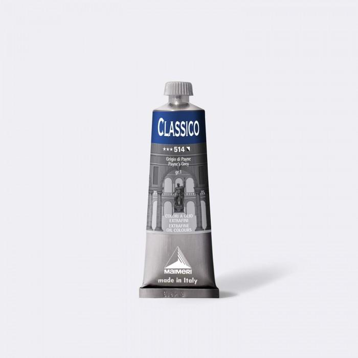 CLASSICO Olieverf 60ml Paynes Grijs