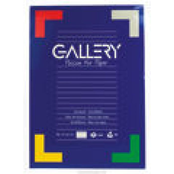 GALLERY Briefpapier 100vel 70gr A4 Gelijnd