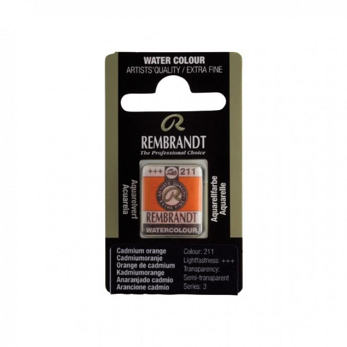 REMBRANDT Waterverf napje Cadmium Oranje