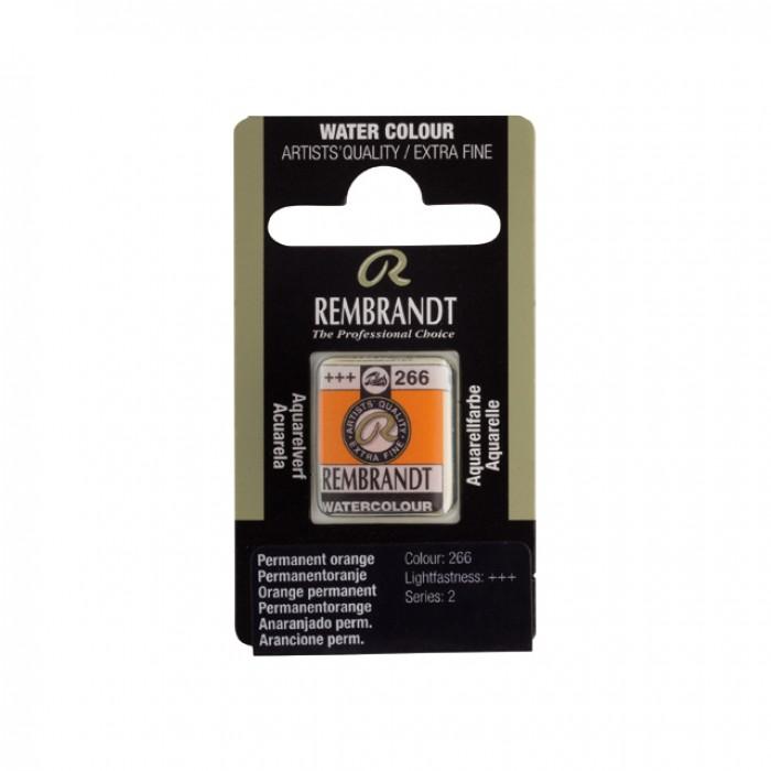REMBRANDT Waterverf napje Permanent Oranje