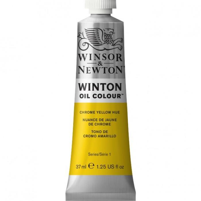 W&N WINTON Olieverf 37ml Chroom Geel hue