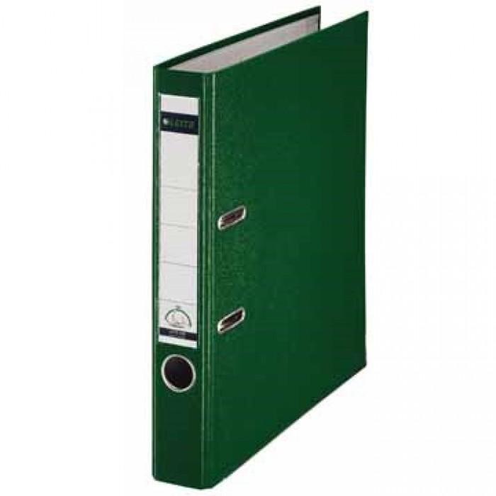 LEITZ Ordner A4 Rug 5cm Groen