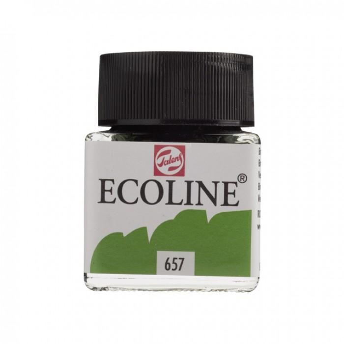TALENS Ecoline Flacon 30ml  Brons Groen