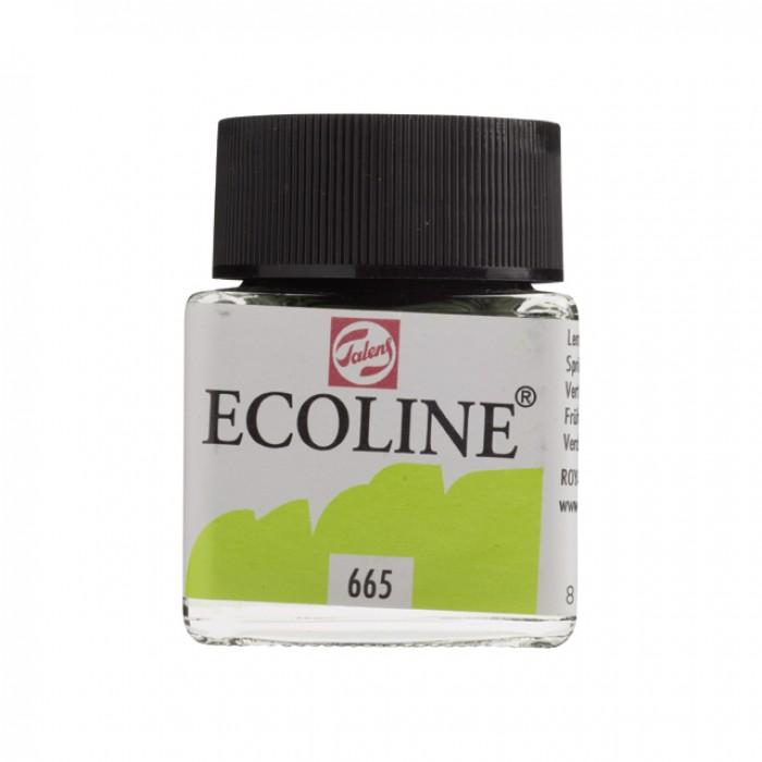 TALENS Ecoline Flacon 30ml  Lente Groen