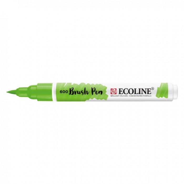 TALENS Ecoline Brushpen Groen