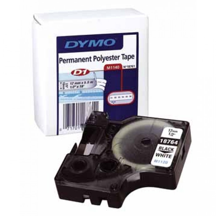 DYMO D1 tapes 12 mm