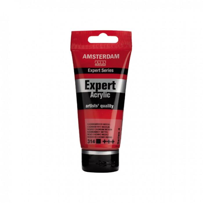 AMSTERDAM Acrylverf Expert 75 ml Cadmium Rood Midd