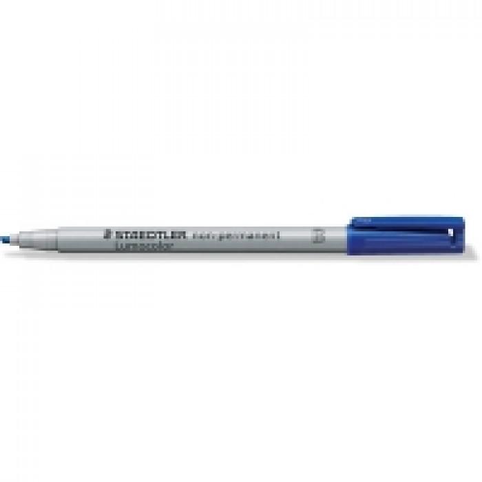 STAEDTLER Lumocolor B OHP-Stift Blauw