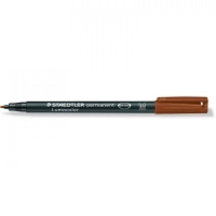 STAEDTLER Lumocolor M 0,8 OHP-Stift Bruin