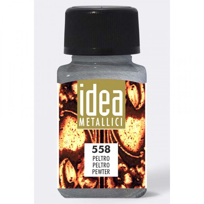 MAIMERI Idea 60ml  Tin Metallic