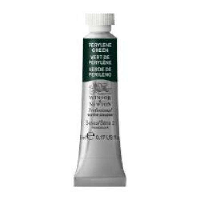 W&N Aquarelverf tube 5ml Groen Perylene