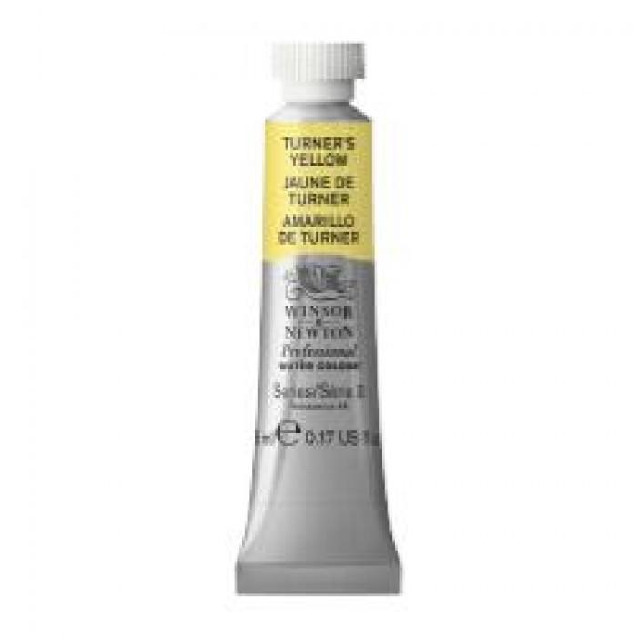 W&N Aquarelverf tube 5ml Turners Geel