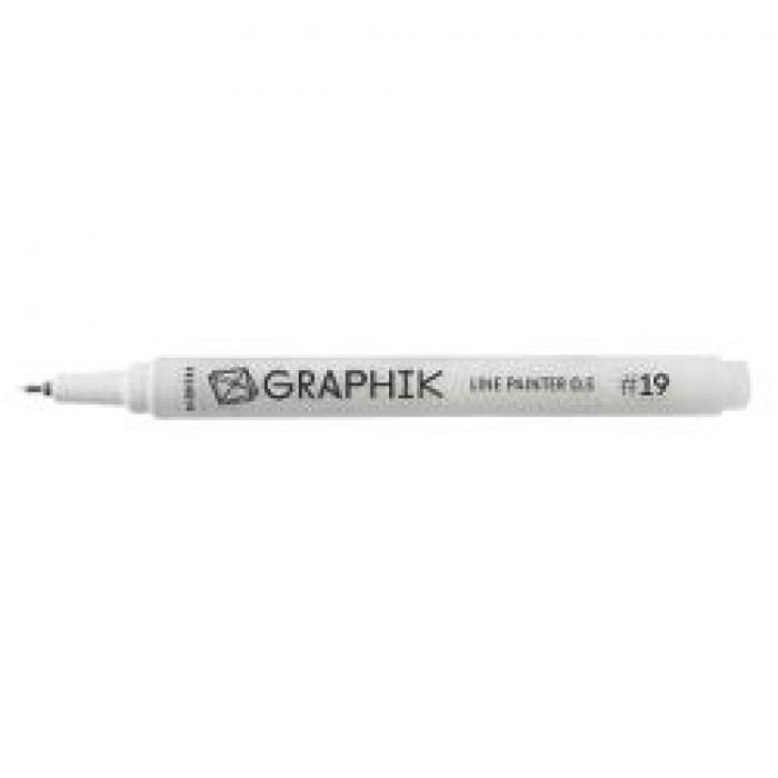 DERWENT Graphik Linepainters 0,5mm Wit nr19