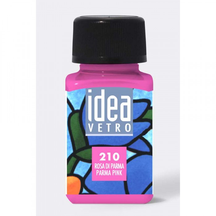 MAIMERI Idea 60ml Glasverf Rose Parma