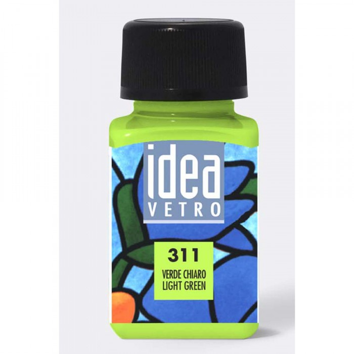 MAIMERI Idea 60ml Glasverf Groen Licht