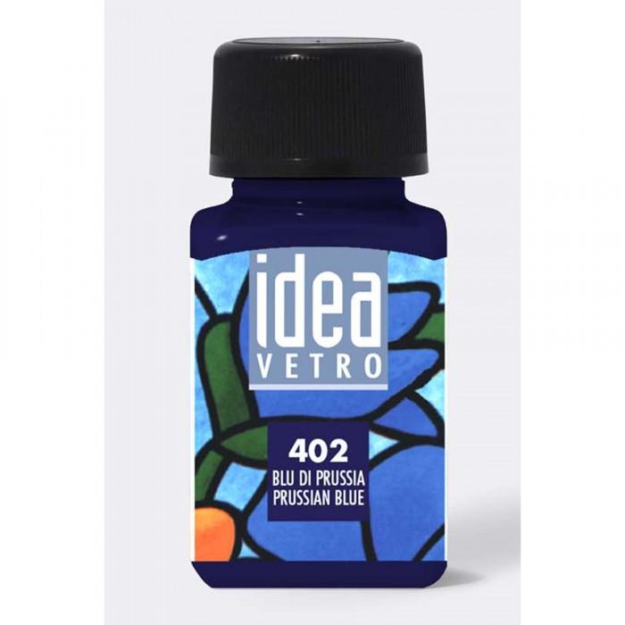 MAIMERI Idea 60ml Glasverf Pruissisch Blauw
