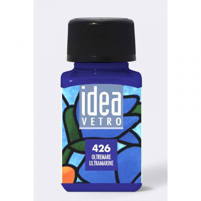 MAIMERI Idea 60ml Glasverf Ultramarijn
