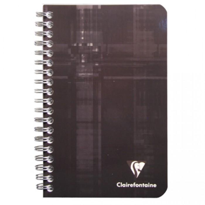 CLAIREFONTAINE Notitieboekje ft 11 x 17 cm