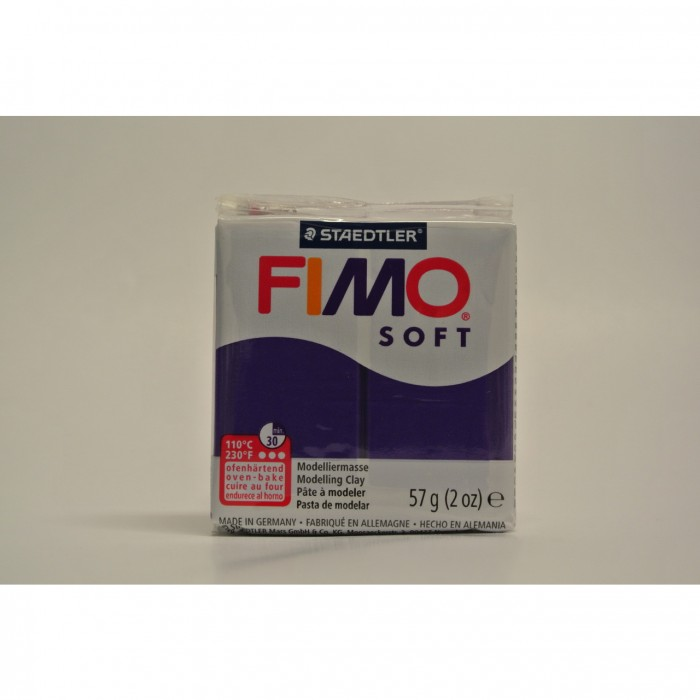 FIMO Boetseerklei 57gr  Pruim