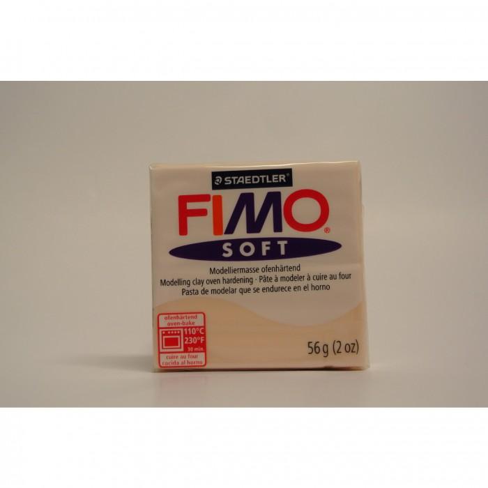 FIMO  Boetseerklei 57gr Sahara