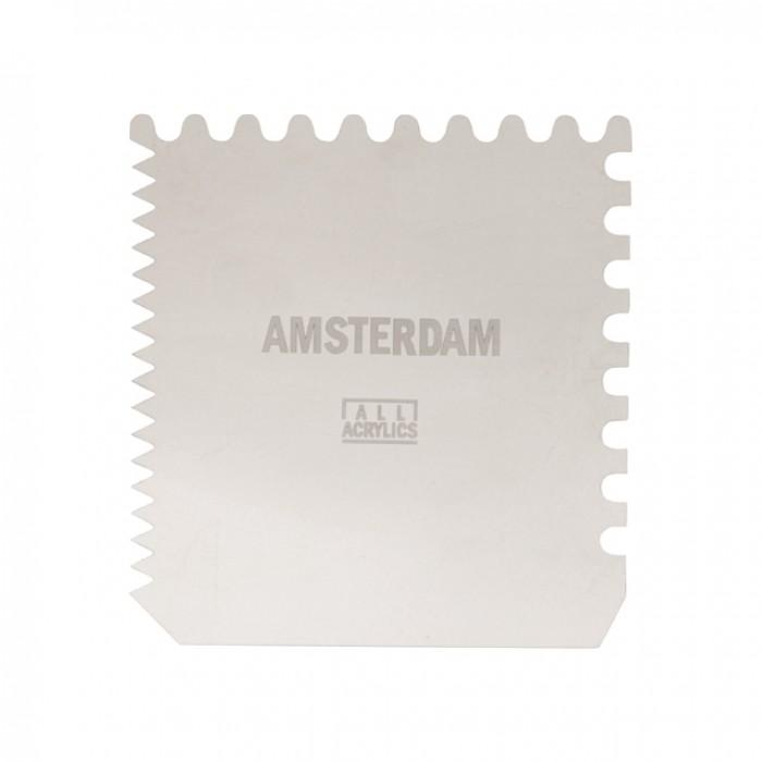 AMSTERDAM Acrylverf Schraper 9x10cm